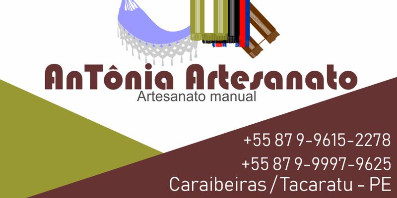 Loja Antônia artesanato